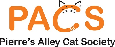 "Pierre's Alley Cat Society  -  ""PACS"""