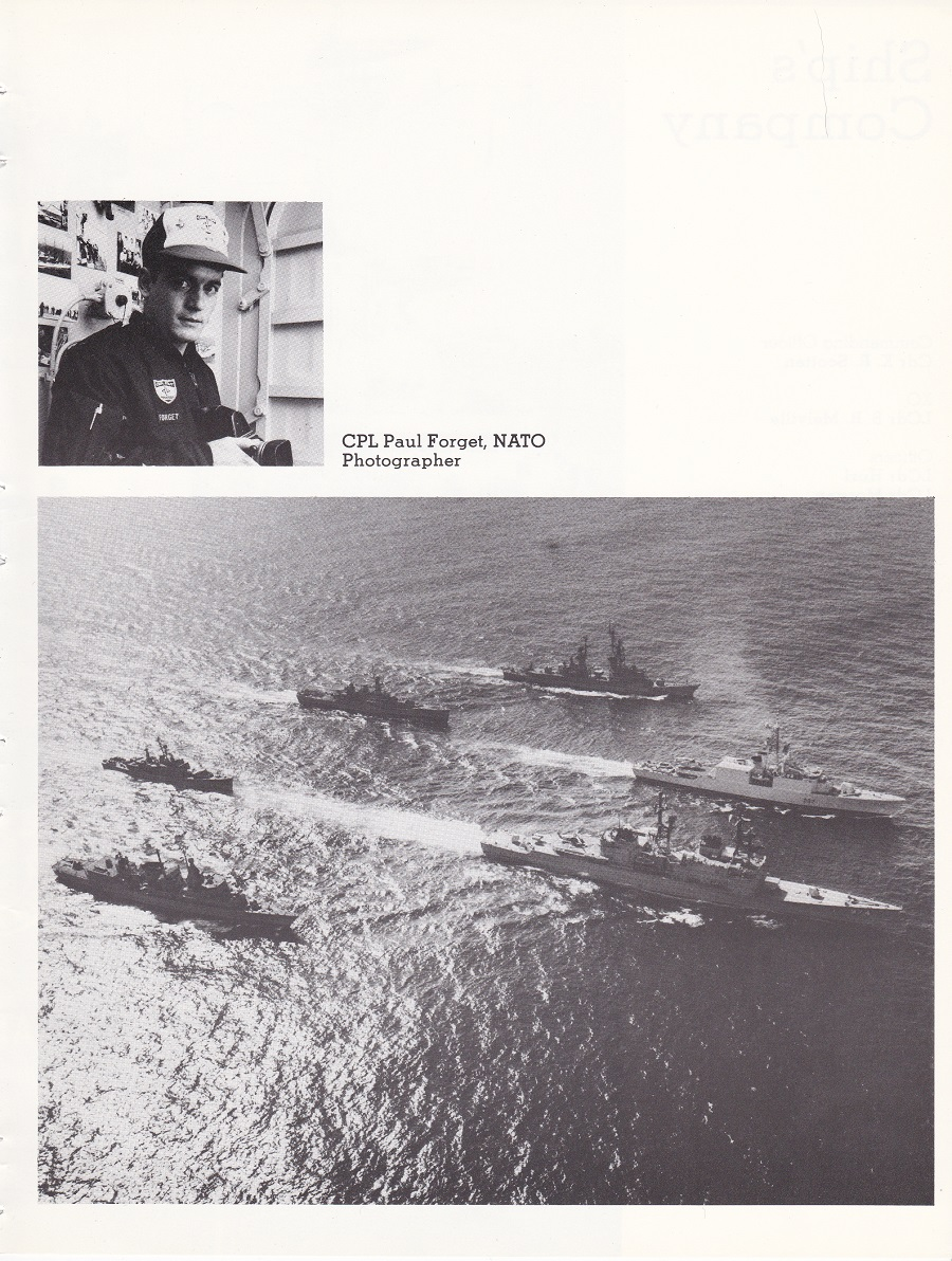 HMCS ATHABASKAN SNFL 1983 - PAGE 5