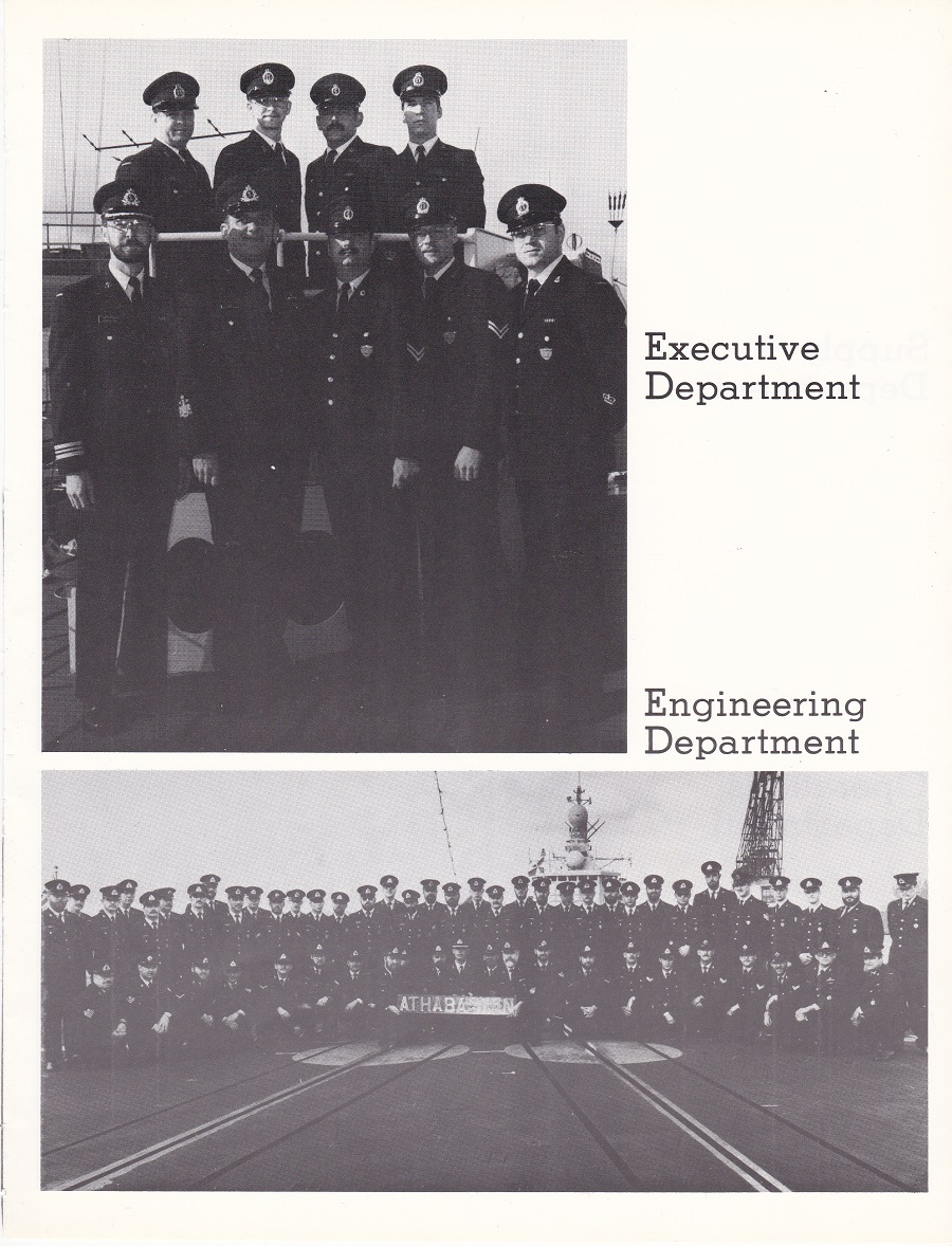 HMCS ATHABASKAN SNFL 1983 - PAGE 11