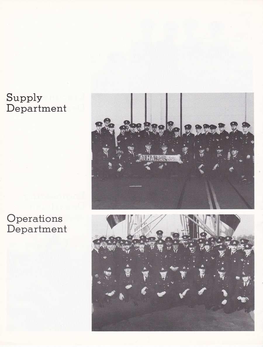 HMCS ATHABASKAN SNFL 1983 - PAGE 12