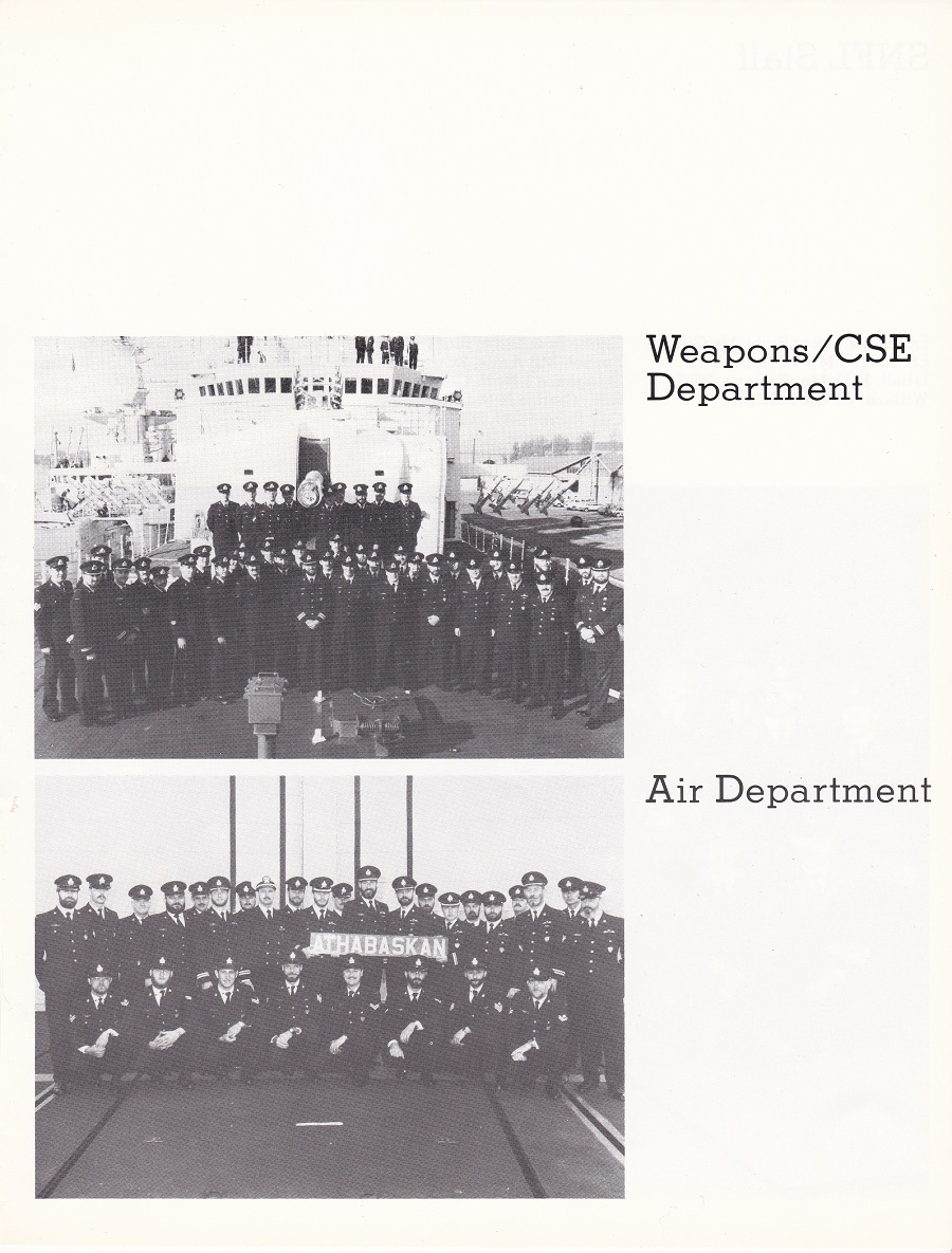 HMCS ATHABASKAN SNFL 1983 - PAGE 13