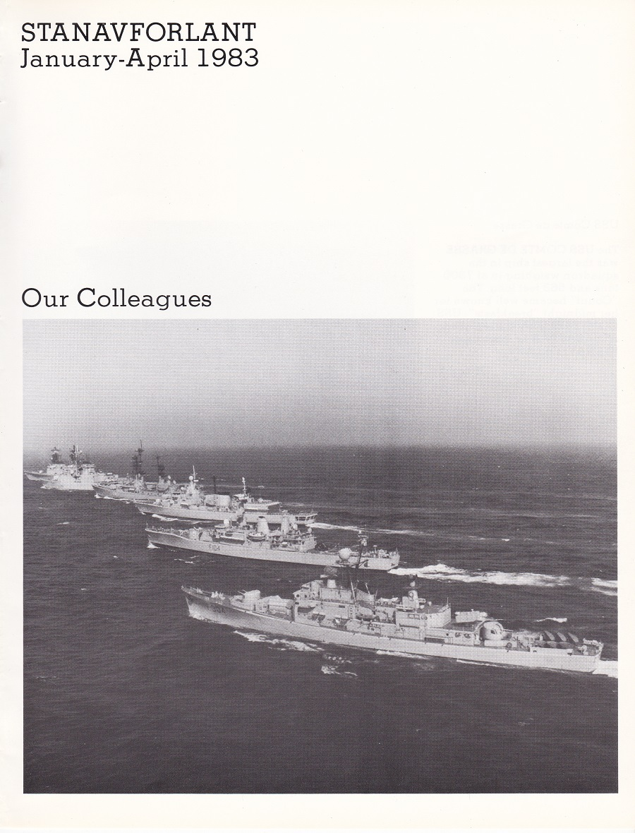 HMCS ATHABASKAN SNFL 1983 - PAGE 15