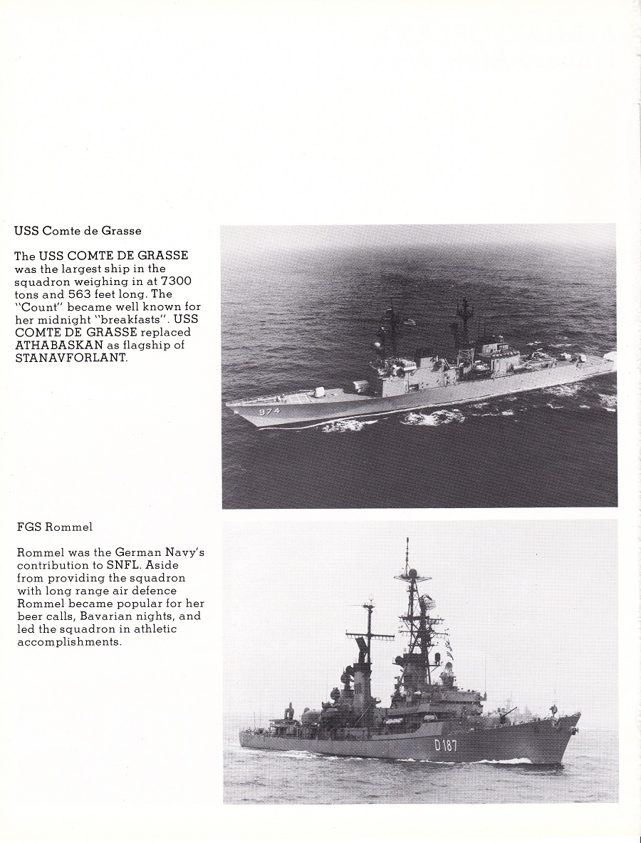 HMCS ATHABASKAN SNFL 1983 - PAGE 16