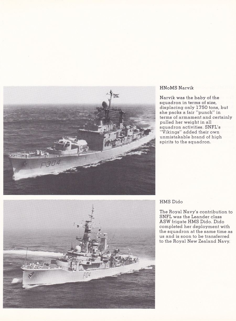 HMCS ATHABASKAN SNFL 1983 - PAGE 17