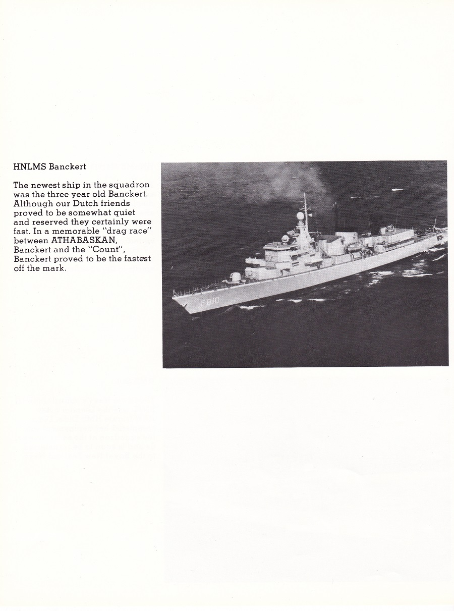 HMCS ATHABASKAN SNFL 1983 - PAGE 18