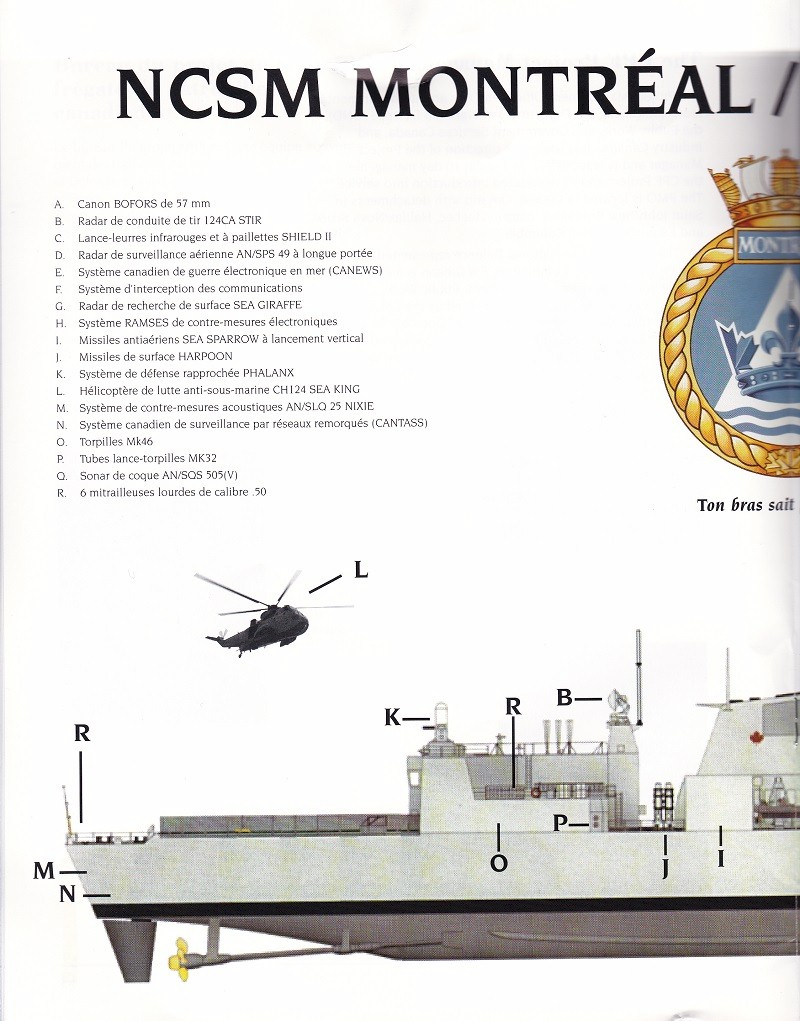 HMCS MONTREAL 336 - COMMISSIONING BOOK - Page 14